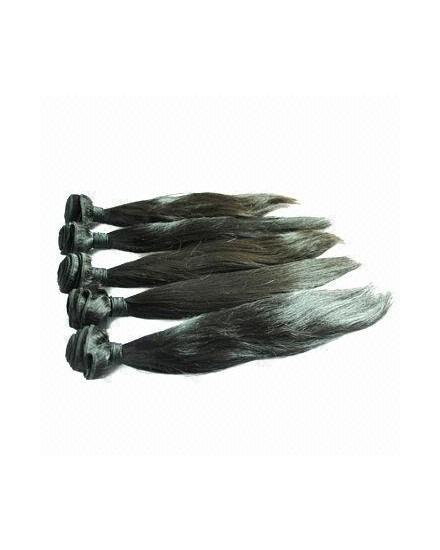 Tissage 100% Human hair Raide